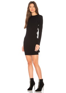 LnA Ruby Lace Up Dress