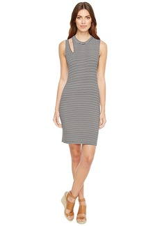 LnA Stripe Single Slice Tank Dress