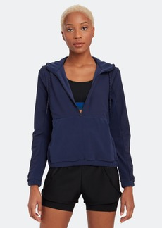 LNDR Commuter Half Zip Hooded Pullover - S - Also in: XS