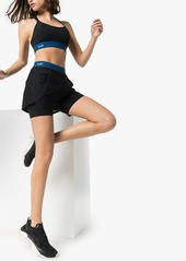 LNDR contrast waistband sports bra
