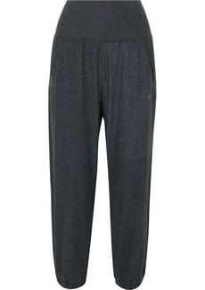 LNDR Cropped Stretch-jersey Track Pants