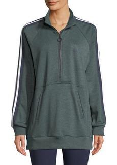 LNDR Athletics Zip-Neck Sweatshirt