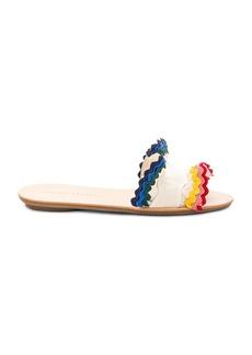 Loeffler Randall Birdie Ruffle Sandal