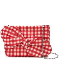 Loeffler Randall Cecily bow cutch bag