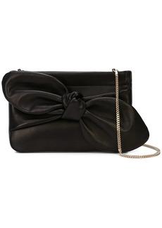 Loeffler Randall Cecily bow-detail clutch