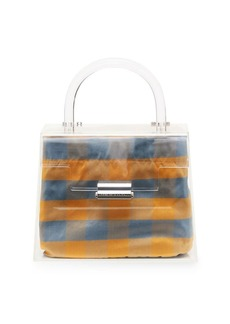 Loeffler Randall Clear Mini Bag