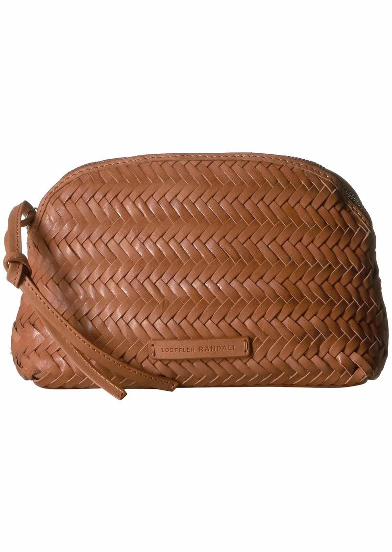Loeffler Randall Demi Woven Belt Bag