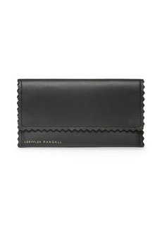 Loeffler Randall Everything Leather Travel Wallet