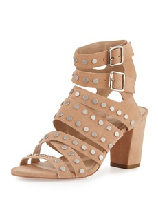 Loeffler Randall Galia Studded Strappy Sandals