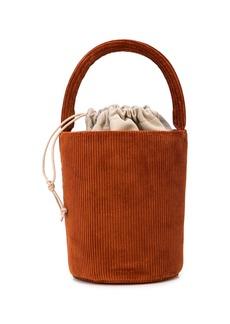 Loeffler Randall Lea corduroy bucket bag