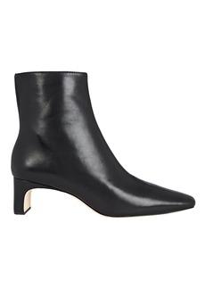 Loeffler Randall Lennon Leather Ankle Boots
