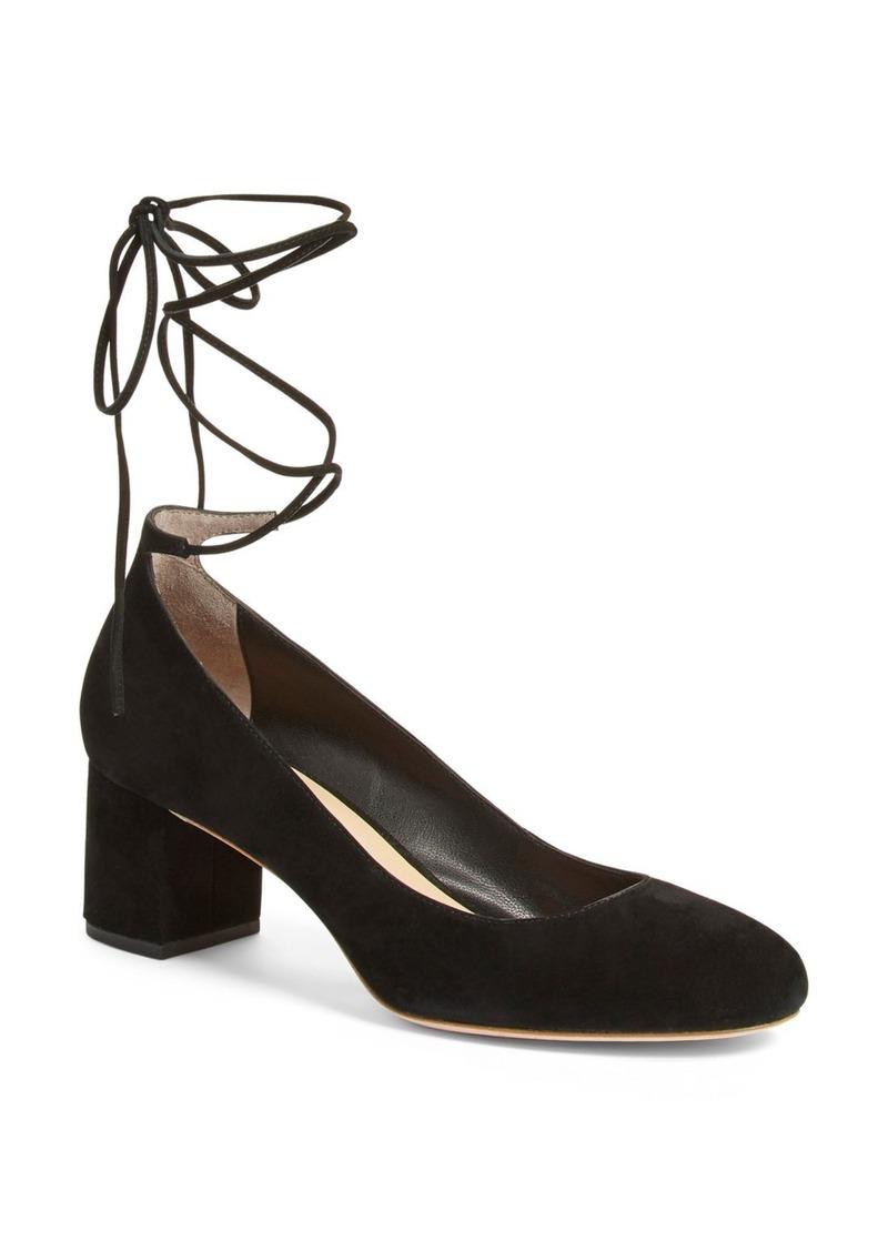 Loeffler Randall 'Clara' Block Heel Pump (Women)