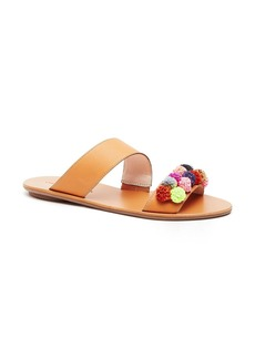 Loeffler Randall Clem Embellished Slide Sandal (Women)