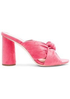 Loeffler Randall Coco Heel in Coral. - size 7.5 (also in 6,6.5,7,8,8.5)