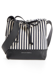 Loeffler Randall Crossbody Bucket Bag