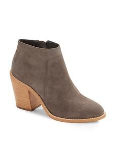 Loeffler Randall Ella Almond Toe Suede Ankle Boots