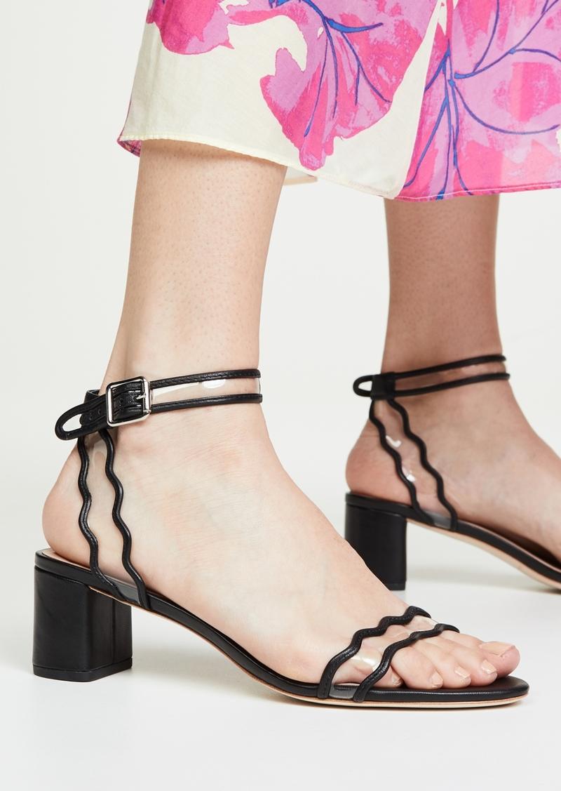 Loeffler Randall Emi Block Heel Sandals