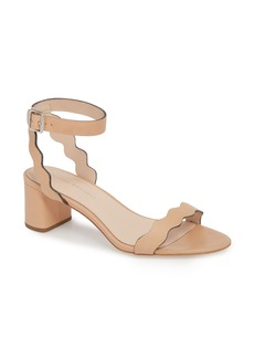 Loeffler Randall Emi Scalloped Sandal (Women)