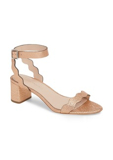 Loeffler Randall Emi Scalloped Sandal (Women)
