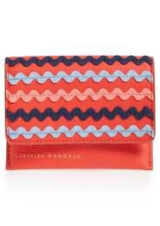Loeffler Randall Essential Leather Wallet