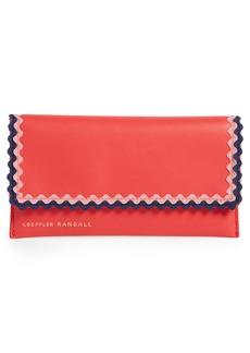 Loeffler Randall Everything Embellished Leather Wallet