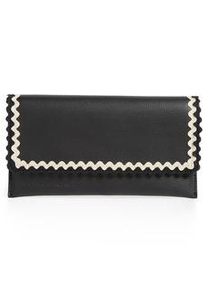 Loeffler Randall Eveything Embellished Leather Wallet