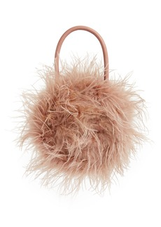 Loeffler Randall Feather Circle Tote