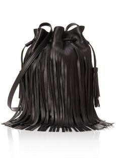 LOEFFLER RANDALL Industry Bucket Cross Body Bag
