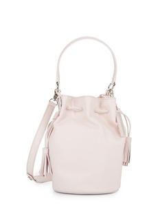 Loeffler Randall Industry Leather Bucket Bag
