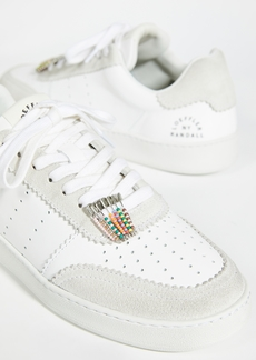 Loeffler Randall Keeley Low Top Sneakers