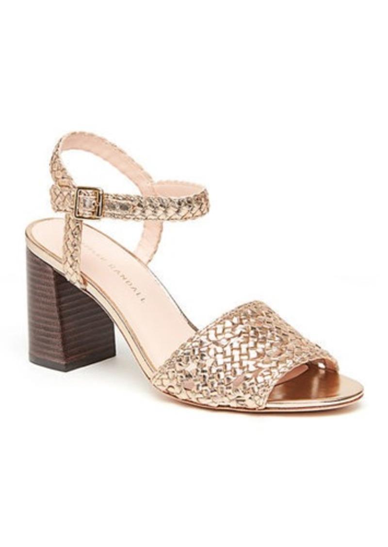Loeffler Randall Liana Block-Heel Sandals
