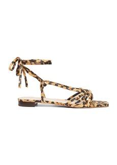 Loeffler Randall Lorelai Leather Sandals
