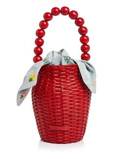 Loeffler Randall Louise Basket Bag