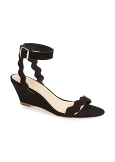 Loeffler Randall 'Minnie' Wedge Sandal (Women)