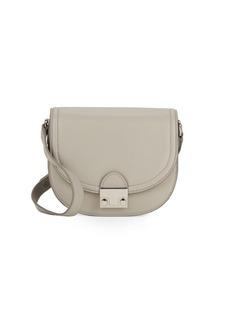 Loeffler Randall Nappa Leather Saddle Bag