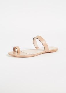 Loeffler Randall Petal Toe Ring Sandals