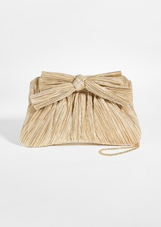 Loeffler Randall Rayne Pleated Frame Clutch