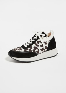 Loeffler Randall Remi Lace Up Sneakers