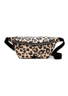 Loeffler Randall Sophie Leopard Belt Bag