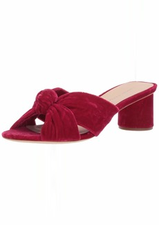 Loeffler Randall Women's Celeste-CVL Slide Sandal   Medium US
