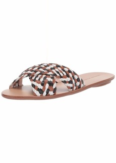 Loeffler Randall Women's Claudie-WL Slide Sandal   Medium US