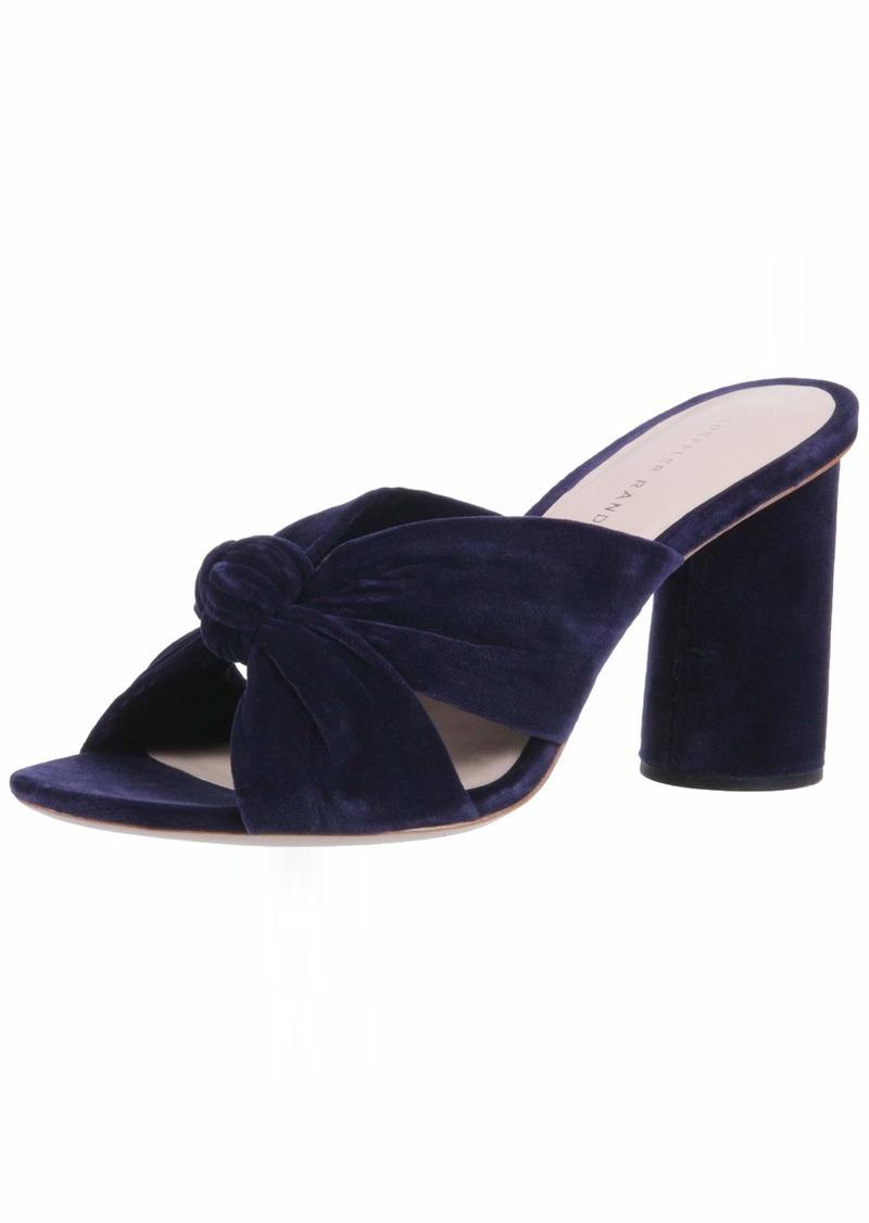 Loeffler Randall Women's Coco-VL Slide Sandal   Medium US