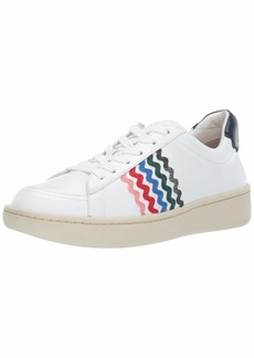 Loeffler Randall Women's Elliot-VCRR Sneaker   Medium US