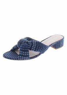 Loeffler Randall Women's Elsie-STF Slide Sandal   Medium US