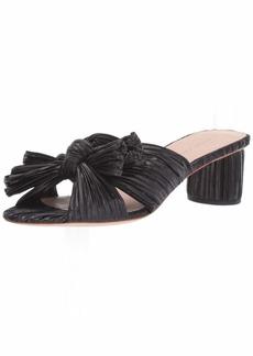 Loeffler Randall Women's Emilia-PLA Slide Sandal   Medium US
