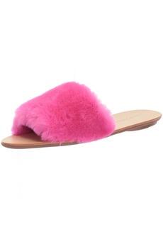 Loeffler Randall Women's Isabel-SH Slide Sandal  5 Medium US