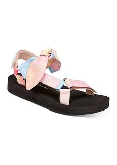 Loeffler Randall Women's Maisie Strappy Wedge Sandals