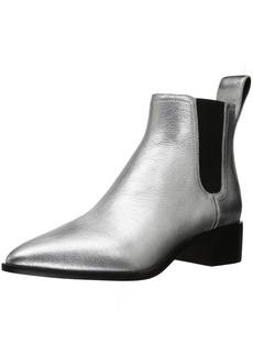 Loeffler Randall Women's Nellie (Metallic Leather) Chelsea Boot  10 B US