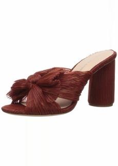 LOEFFLER RANDALL Women's Penny Heeled Sandal   Medium US