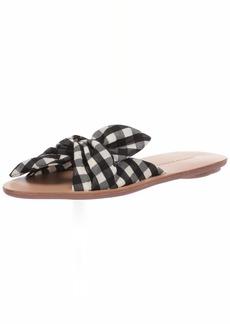 Loeffler Randall Women's Phoebe-GF Slide Sandal  7.5 Medium US